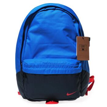 0系列滑板背包双肩包 蓝黑462