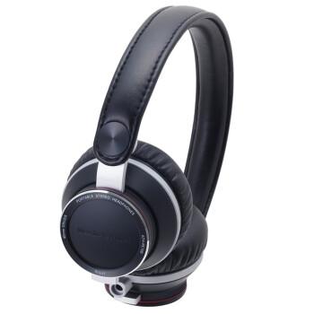 铁三角(Audio-technica) ATH-RE700 BK 便携头戴耳机 ¥979