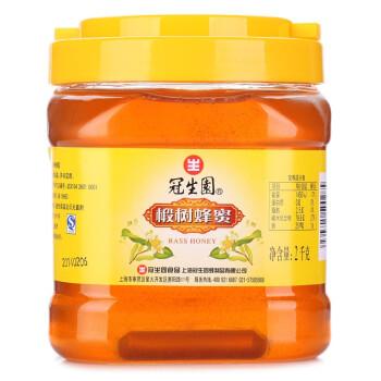 冠生园 椴树蜂蜜2000g