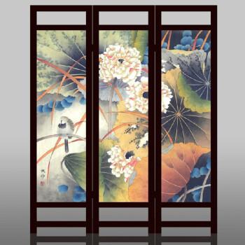 客厅橱窗立面图手绘