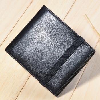 smartyou男士钱包牛皮手机包真皮长款皮夹多功能钱包