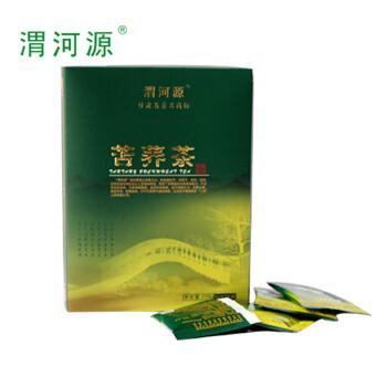 175g绿色方卡盒装苦荞茶