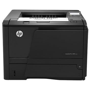惠普(HP) LaserJet Pro 400 M401N 黑白网络激光打印机
