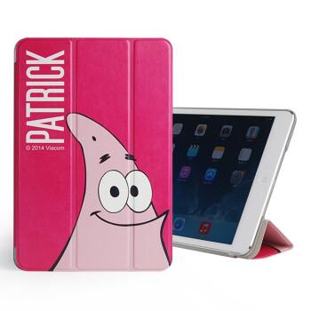 安哲(ANZO) 苹果 iPad mini1/mini2/mini3 超薄卡乐系列 平板皮套 保护套/壳 派大星