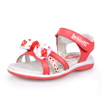 2013三色新款儿童女凉鞋