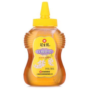 冠生园 洋槐蜂蜜580g