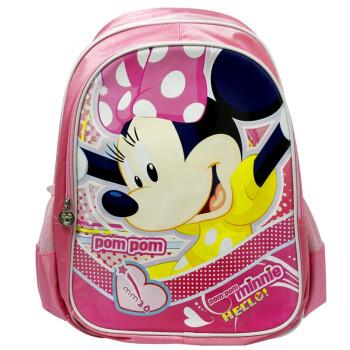 真彩(TrueColor) M606159 迪士尼书包 卡通包/学生书包  粉红色