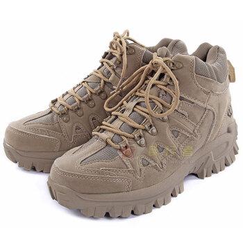 浅色中邦作战靴