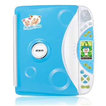 步步高(BBK) 点读机 T800-E 蓝色 4G 点读笔 小学初中同步 幼儿早教 学习机