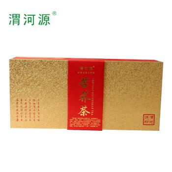 350g礼盒红色装苦荞茶