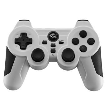 北通(Betop) BTP-2163X 神鹰XPRO 有线震动版游戏手柄 陶瓷白