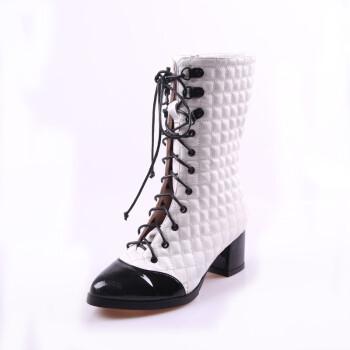 短靴子女士秋冬靴