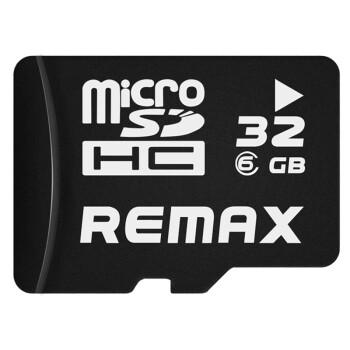 睿量(REMAX) 32G MicroSDHC(TF)存储卡 (class6)