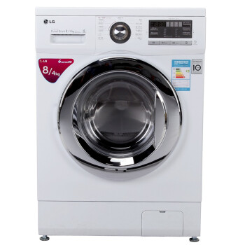 LG WD-A12411D 8.0公斤滚筒洗衣机(DD变频直驱电机十年包修)