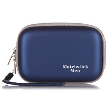 火柴人(MatchstickMen) FC-6037 炫彩卡片相机包 (深海蓝)