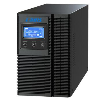雷迪司(LADIS) G1K 在线式UPS不间断电源 1000VA 800W 内置电池 LCD显示屏 自动开关机