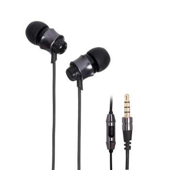 dostyle HS301入耳式全能金属手机耳机 潇冷灰
