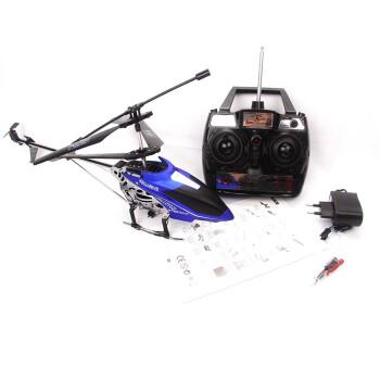 立煌3.5通遥控飞机 陀螺仪合金耐摔 遥控直升机 航模