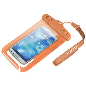 LYCEEM蓝橙 C-Touch5.5寸专用手机防水袋橘黄PR59942