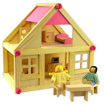 儿童玩具积木 益智情景建筑搭建模型玩具