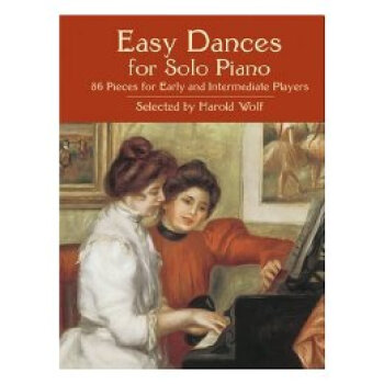 es for Solo Piano 简易舞曲钢琴独奏曲谱