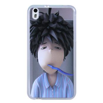 淘米小子CH HTC816彩绘手机壳 瞌睡男【图片