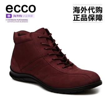 Ecco爱步 2013秋冬新款 女鞋靴子 211583正品代购 211583 02070 35图片