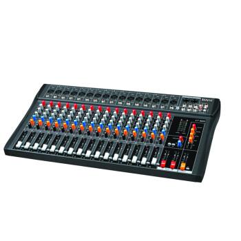 HNM 调音台 前级放大器 CT系列  雅马哈技术 1路辅助1路效果调音台 舞台会议调音台 16路调音台不带USB
