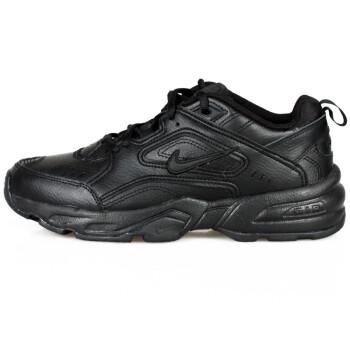 耐克Nike大码男子AIR气垫跑步鞋305256 002 141 黑色 308256 002 46