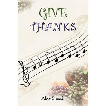 give thanks歌谱简谱