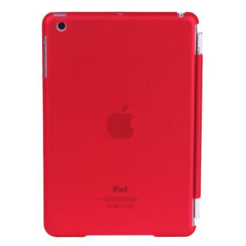 IT-CEO V3IMB 苹果iPad mini PC保护套/皮套后壳 (需购买IT-CEO V3IMA iPad保护套配合使用) 透明红