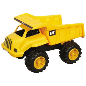 美国卡特CAT大号工程车14英寸女人惯性玩具一般35岁的工程娃娃脸图片