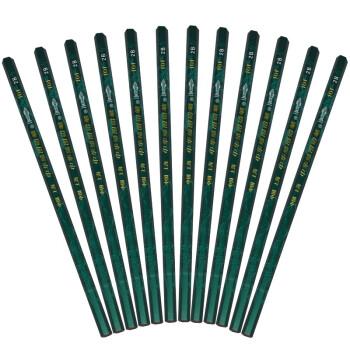 中华牌(CHUNGHWA) 101 2B 绘图铅笔 12支/盒