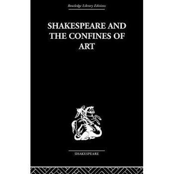Shakespeare and the Confines of Art【图片 价