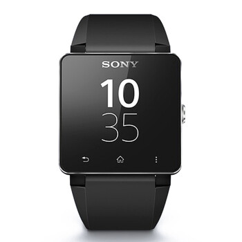 索尼(SONY) SmartWatch 2 SW2 智能手表 黑色