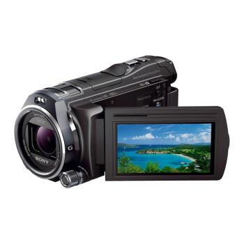 索尼(SONY) HDR-PJ820E 高清数码摄像机(64G内存 内置投影 12倍光学变焦 WiFi/NFC)