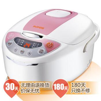 苏泊尔(supor) CFXB40FC119-75 智能电饭煲 预约 蛋糕