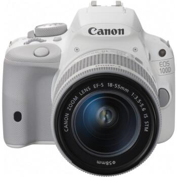 佳能(Canon) EOS 100D 单反套机(EF-S 18-55mm f/3.5-5.6 IS STM镜头)