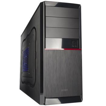 昂达(ONDA) 黑客3套装 标配昂达385智能电源(额定275W) 时尚简约风格 黑色