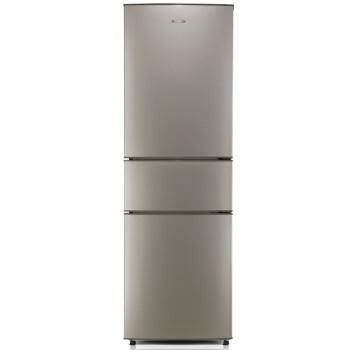 松下(Panasonic)NR-C25SPD1-N 245升 三门冰箱 一级能效小体积大容量更静音