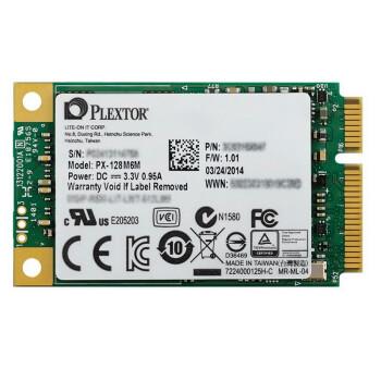 浦科特(PLEXTOR) M6M系列 128G MSATA固态硬盘(PX-128M6M)