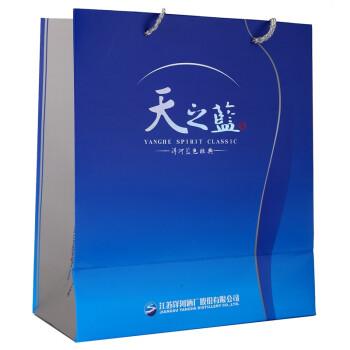 【洋河白酒】手提袋 (适用于洋河蓝色经典 天之蓝  ml图片
