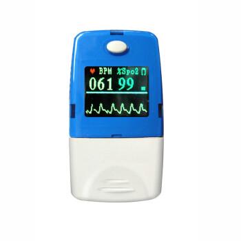 康泰CONTEC血氧仪指夹仪心率检测血氧饱和度仪心率计CMS50