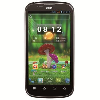 ZTE中兴V970双核智能手机(双核/1G内存/4.3英寸qHD/双卡双待)新蛋网1099元包邮
