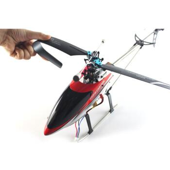 双马双桨三通直升飞机 9104