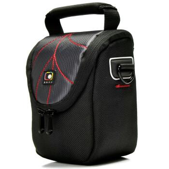 包包大人 多功能专业数码相机/微单相机包(黑色)