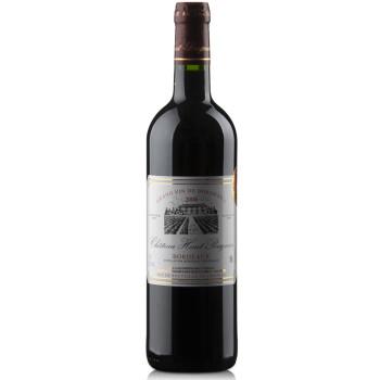 Chateau Haut Pougnan 上普安庄园 干红葡萄酒 750ml