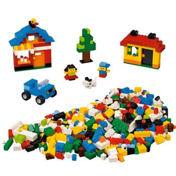 新补货:LEGO 乐高 4627 / 4628 套装