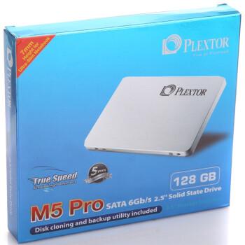 再特价:Plextor 浦科特 PX-128M5P 128GB 固态硬盘