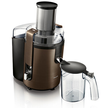 Philips 飞利浦 HR1861/30 榨汁机(2档可调、700W功率)